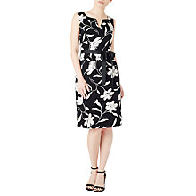 Buy Precis Petite Clip Spot Dress, Multi Online at johnlewis.com