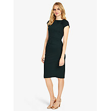 Buy Phase Eight Sonia Structured Dress, Forest Online at johnlewis.com