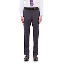 Buy Ted Baker Cincht Wool Tailored Suit Trousers, Grey Online at johnlewis.com