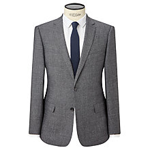 Buy Kin by John Lewis Turner Semi Plain Slim Fit Suit Jacket, Grey Online at johnlewis.com