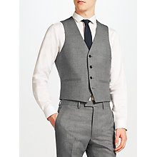 Buy Kin by John Lewis Clifton Slim Fit Waistcoat, Grey Online at johnlewis.com