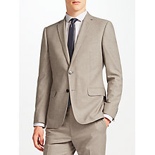 Buy Kin by John Lewis Filey Slim Fit Suit Jacket, Oatmeal Online at johnlewis.com