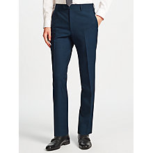 Buy Kin by John Lewis Levy Slim Fit Suit Trousers, Teal Online at johnlewis.com