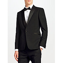 Buy Kin by John Lewis Duckett Slim Fit Dress Suit Jacket, Black Online at johnlewis.com