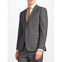 Buy Kin by John Lewis Parnell Wool Check Slim Fit Suit Jacket, Charcoal Online at johnlewis.com