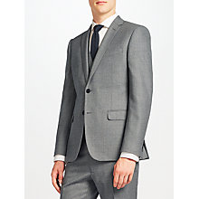 Buy Kin by John Lewis Clifton Slim Fit Suit Jacket, Grey Online at johnlewis.com