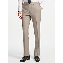 Buy Kin by John Lewis Filey Slim Fit Suit Trousers, Oatmeal Online at johnlewis.com