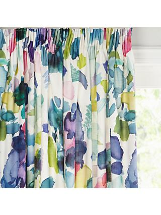 bluebellgray Palette Pair Lined Pencil Pleat Curtains