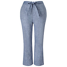 Buy Studio 8 Reeta Trousers, Blue Online at johnlewis.com