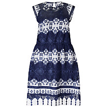 Buy Studio 8 Ellis Dress, Navy Online at johnlewis.com
