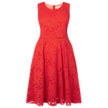 Buy Studio 8 Sandy Dress, Chilli Online at johnlewis.com