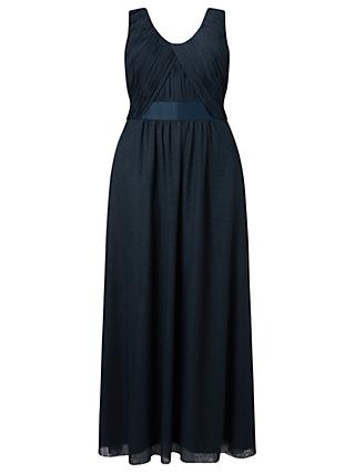 Studio 8 Luna Maxi Dress, Navy