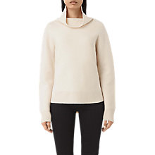 Buy AllSaints Axa Roll Neck Jumper Online at johnlewis.com