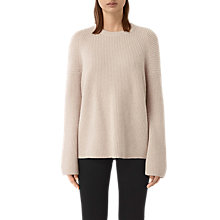 Buy AllSaints Jago Crew Neck Jumper Online at johnlewis.com