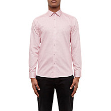 Buy Ted Baker Alfee Cotton Poplin Shirt Online at johnlewis.com
