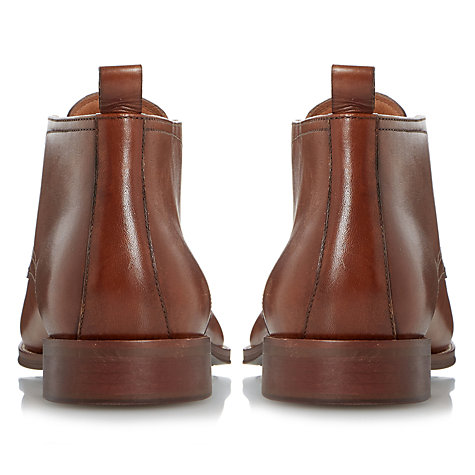Buy Dune Murray Formal Chukka Boots Online at johnlewis.com