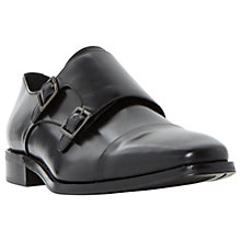 Buy Dune Putney Double Monk Strap Shoes Online at johnlewis.com