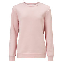Buy John Lewis Children's Baggy Sweatshirt, Pink Online at johnlewis.com