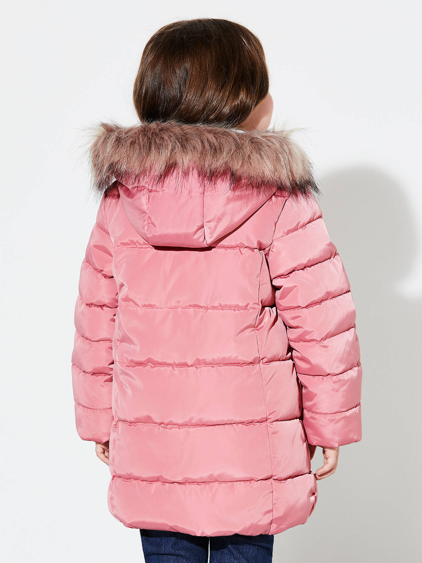 shop for newest really cheap cheap for discount John Lewis Girls' Padded Coat at John Lewis & Partners