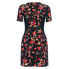Buy French Connection Bella Ottoman Dress, Multi Online at johnlewis.com