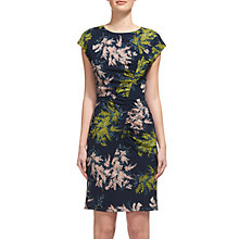 Buy Whistles Maria Juniper Print Bodycon Dress, Multi Online at johnlewis.com