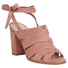 Buy L.K. Bennett Seline Multi Strap Tie Sandals Online at johnlewis.com