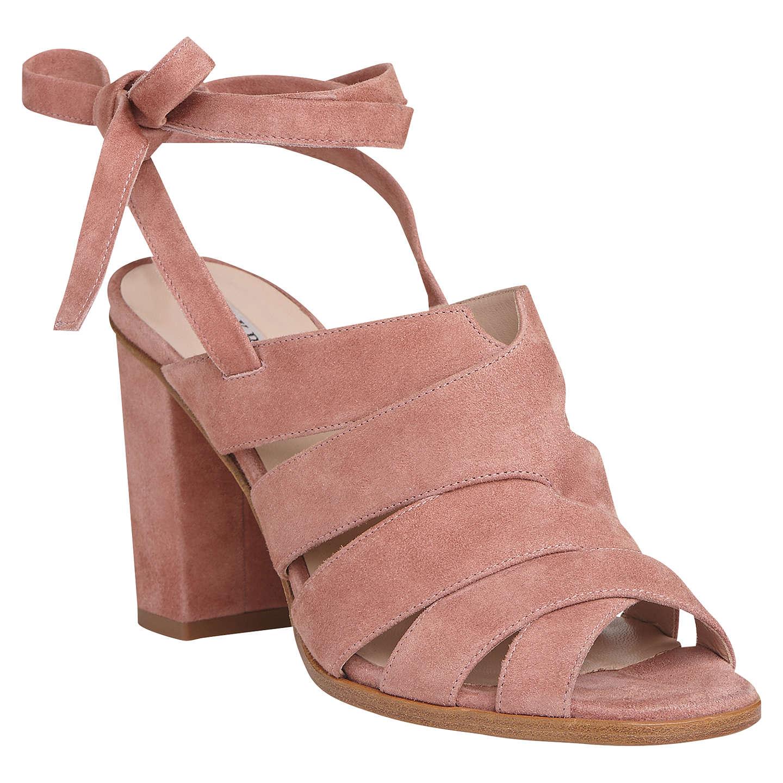L.K. Bennett Multistrap Leather Sandals