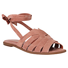 Buy L.K. Bennett Selma Multi Strap Tie Sandals Online at johnlewis.com