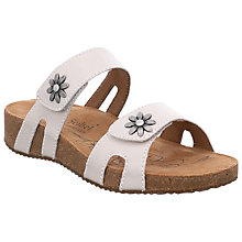 Buy Josef Seibel Tonga 04 Double Strap Sandals Online at johnlewis.com
