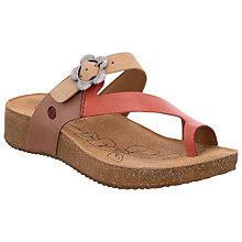 Buy Josef Seibel Tonga 23 Toe Post Sandals Online at johnlewis.com