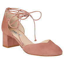 Buy L.K. Bennett Lali Two Part Court Shoes Online at johnlewis.com