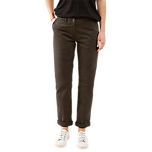 Buy Jigsaw Washed Cotton Leg Chinos Online at johnlewis.com