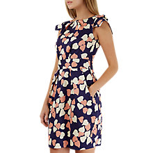 Buy Closet Heart Print Tulip Dress, Multi Online at johnlewis.com