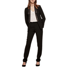 Buy Gerard Darel Jeff Jacket, Black Online at johnlewis.com