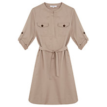 Buy Gerard Darel Daisy Dress, Beige Online at johnlewis.com