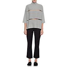 Buy French Connection Milano Mozart High Neck Jumper Online at johnlewis.com