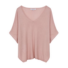 Buy Gerard Darel Amber Jumper, Nude Online at johnlewis.com