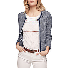 Buy Gerard Darel Jack Cardigan, Navy Blue Online at johnlewis.com