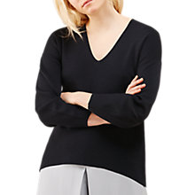Buy Jigsaw Balloon Sleeve Jumper Online at johnlewis.com
