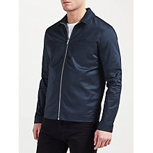 Buy Samsoe & Samsoe Gilbert Jacket, Dark Sapphire Online at johnlewis.com