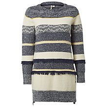 Buy White Stuff Alloway Tunic Jumper, Multi Online at johnlewis.com