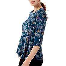 Buy White Stuff Nicole Top, Lagoon Teal Online at johnlewis.com