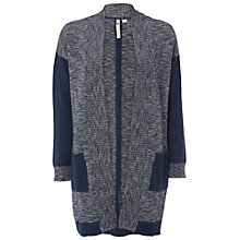 Buy White Stuff Ballad Cardigan, Navy Online at johnlewis.com