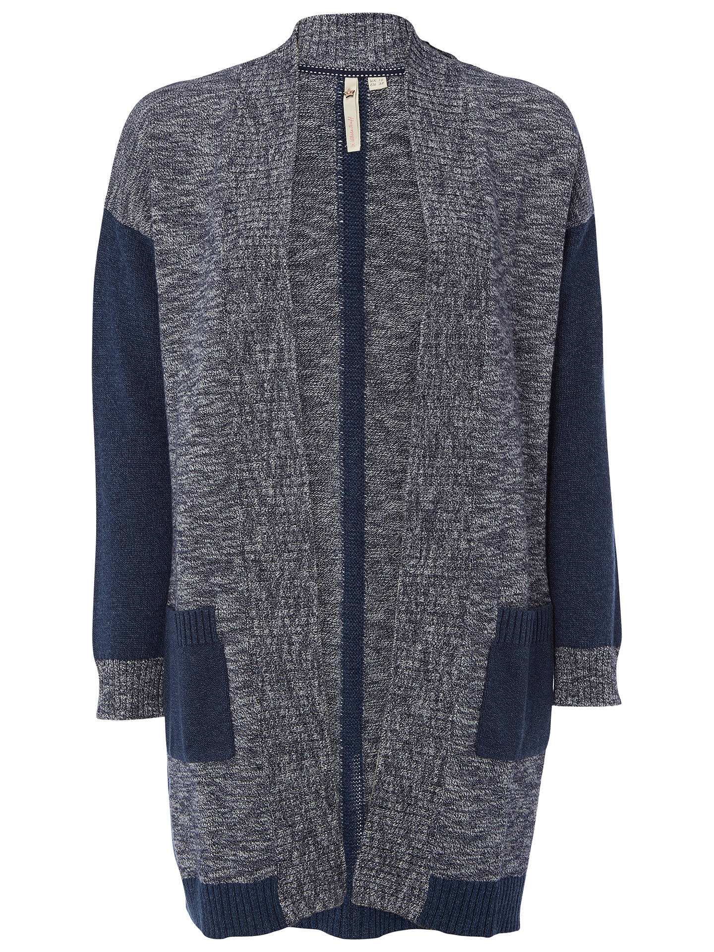 BuyWhite Stuff Ballad Cardigan, Navy, 6 Online at johnlewis.com