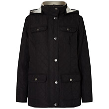 Buy Four Seasons Polar Quilted Fleece Jacket Online at johnlewis.com