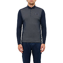 Buy Ted Baker Opie Geo Print Polo Shirt Online at johnlewis.com