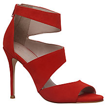Buy Carvela Gene Occasion Stiletto Heeled Sandals Online at johnlewis.com