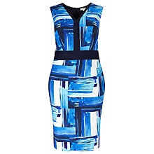Buy Studio 8 Hilary Dress, Blue Online at johnlewis.com