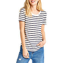 Buy Oasis The Perfect Stripe T-Shirt Online at johnlewis.com