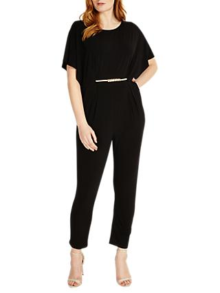 Studio 8 Claudia Jumpsuit, Black